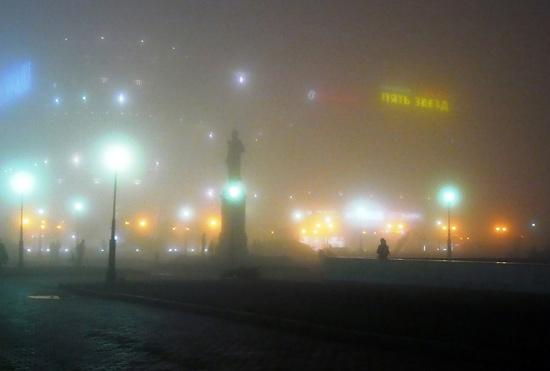 фото курск ночь