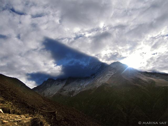 фотографии Марины Сайф Гималаи