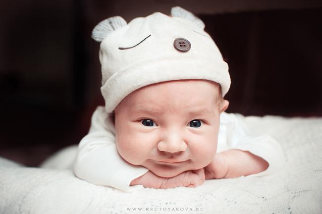 милый малыш, фотография Ирины Крутояровой