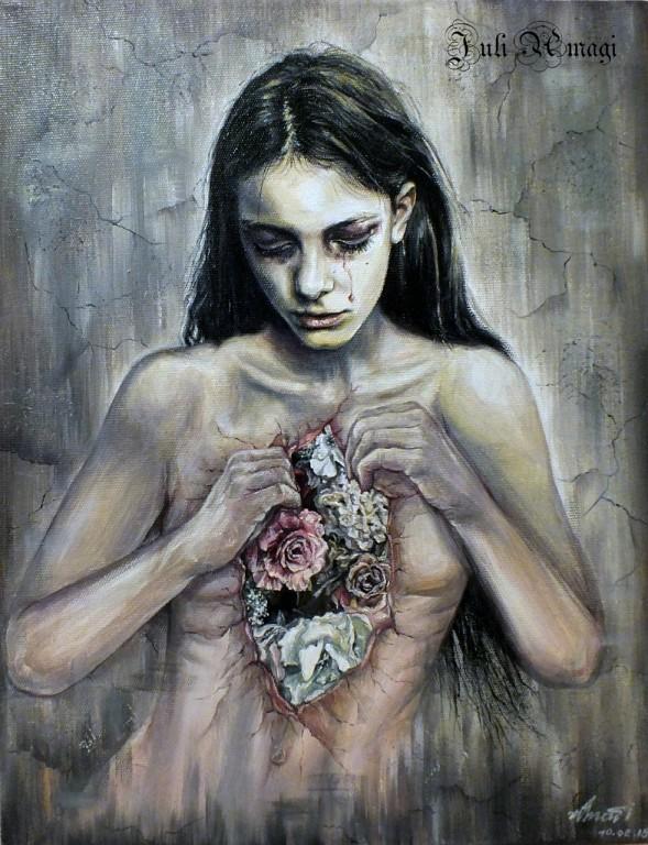 Юлия Амаги, сюрреализм