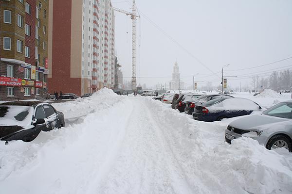 снегопад курск март рекорд