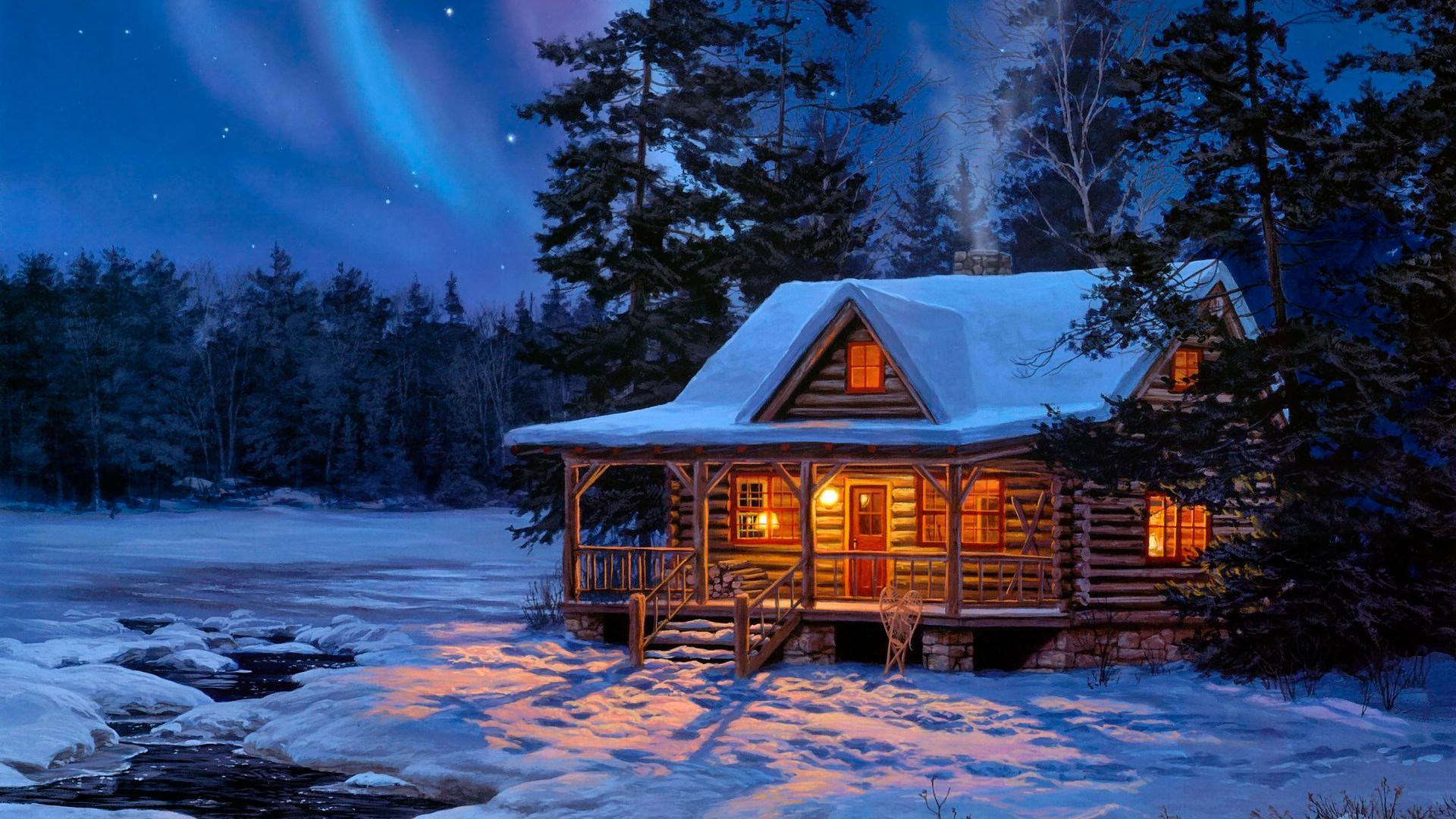 winter картинки