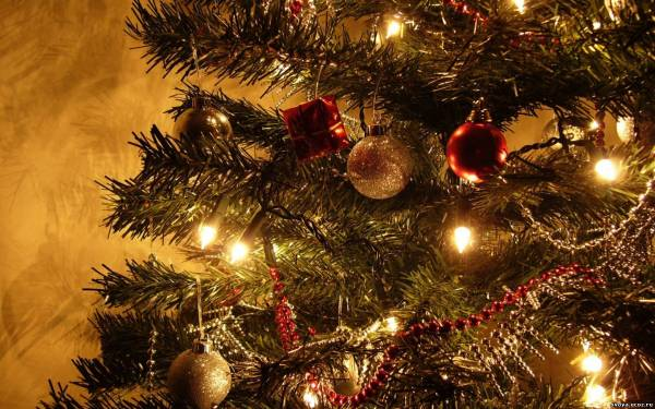 1440х900 обои новый год и рождество 2015 на
