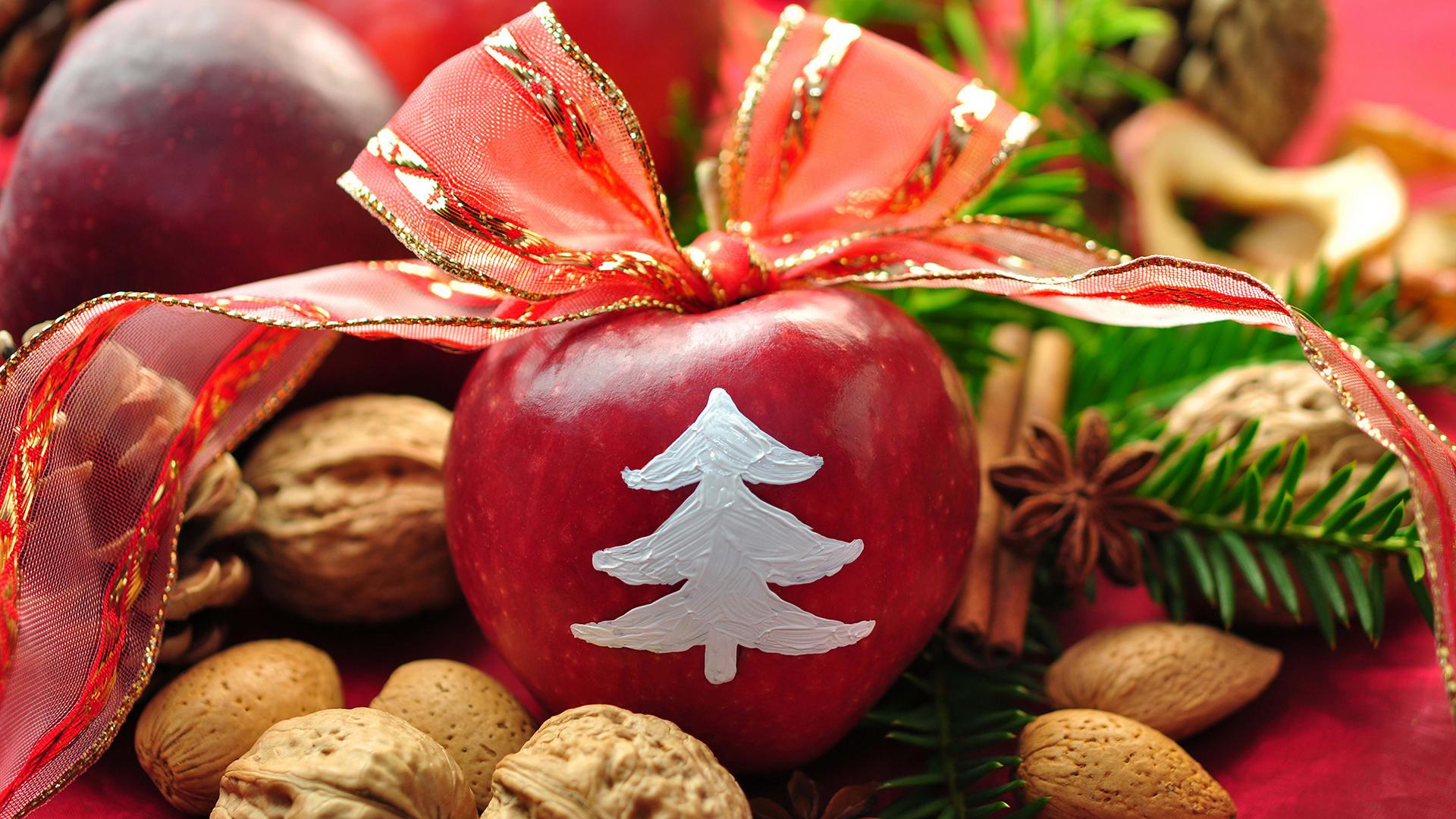 Christmas Tree Decorations Ribbon