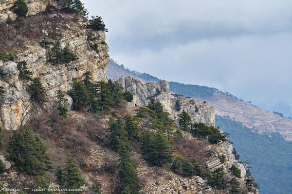 Боткинская тропа, горы Крыма