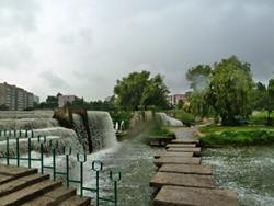 Минск, Серебрянка